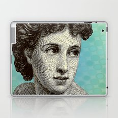 Seductress Blue Laptop & iPad Skin