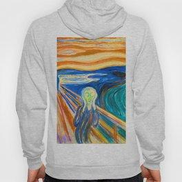 Edvard Munch The Scream 1910 Hoody