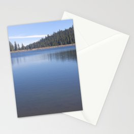 Donner Lake Stationery Cards