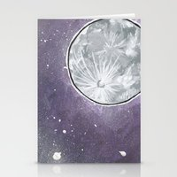 lunar Stationery Cards featuring Lunar by Cody Fisher