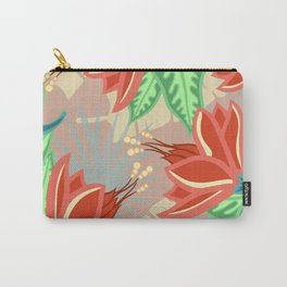 Tropical Pattern no. 4 Carry-All Pouch