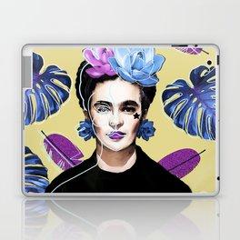 Donde no puedas amar, no te demores - Frida Khalo Laptop & iPad Skin