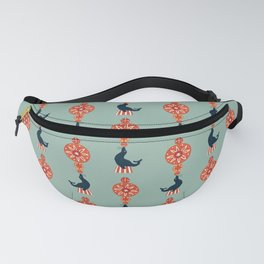 Circus Seal Fanny Pack