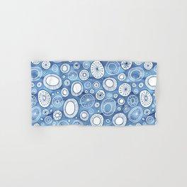 Fairytail Snowflakes Hand & Bath Towel