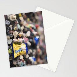 A Cool Gross Bubblegum Alley San Luis Obispo Stationery Cards