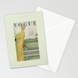 VOGUE 1950 Stationery Cards