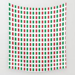 flag of Italia- Italy,Italia,Italian,Latine,Roma,venezia,venice,mediterreanean,Genoa,firenze Wall Tapestry