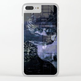 ETERNAL NOW Clear iPhone Case