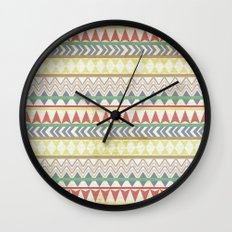 Long Afternoon Wall Clock