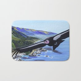 Flight of the Condor Bath Mat
