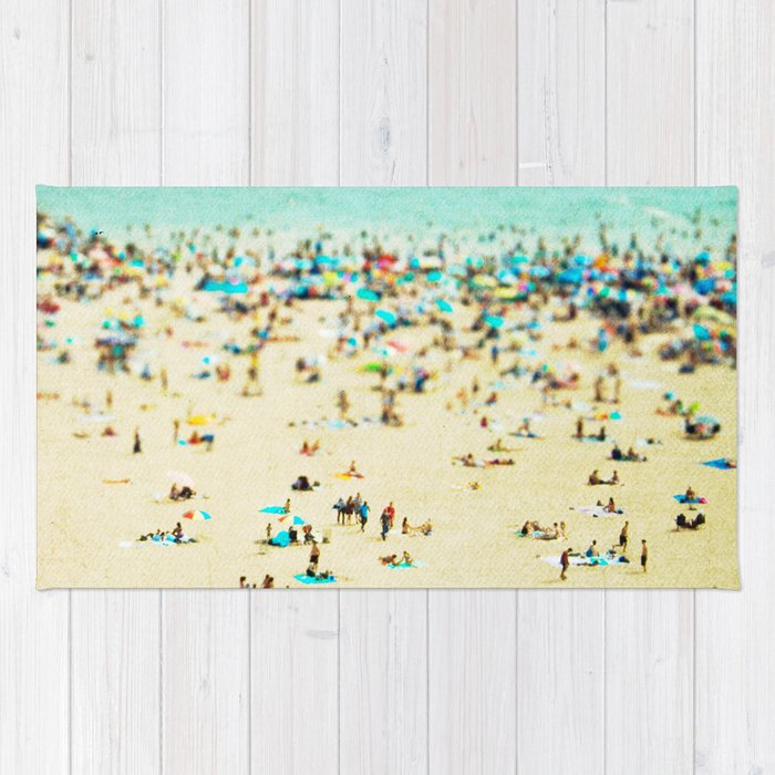 Coney Island Beach Rug