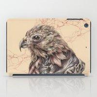 hawk iPad Cases featuring Hawk by Adrian Chin