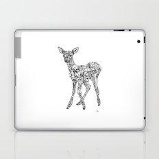 Leafy Deer Laptop & iPad Skin