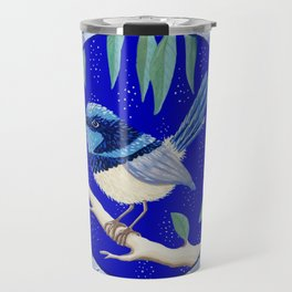 Blue Wren Beauty Travel Mug