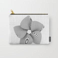Bio Flower Art Print Carry-All Pouch