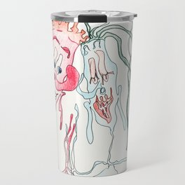Life Is Better With You Travel Mug
