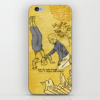 hiccup iPhone & iPod Skins featuring Modesto! Hiccup by MODESTo! Prints