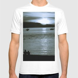 watching the sun set T-shirt