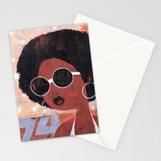 Afro 74 Stationery Cards