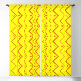 Background -  Abstract -  Abstract Background -  Texture - Vintage illustration. Retro décor. Blackout Curtain
