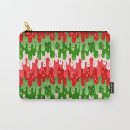 Christmas Slime Carry-All Pouch