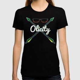 Olicity Shipper T-shirt