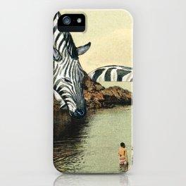 I enjoy your company iPhone Case