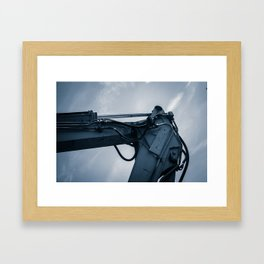 Unterwegs_1062 Framed Art Print