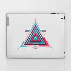 No Happy Endings Laptop & iPad Skin