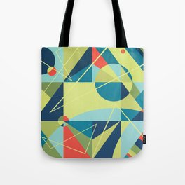 Without Any Address Tote Bag