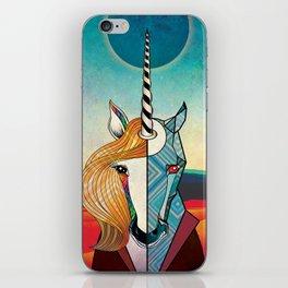 The Unicorn iPhone Skin