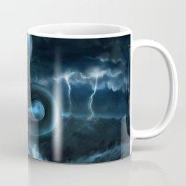 Super Scary Sea Monster Dragon Thunder Storm Ultra HD Coffee Mug