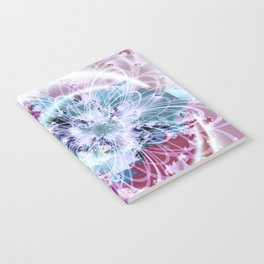 Fractal Whimsy Notebook