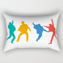 Beatle s #1 Rectangular Pillow