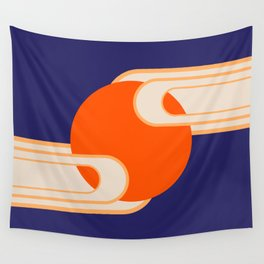 Party Cloudy Skies Wall Tapestry