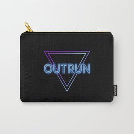 Outrun Aesthetic Carry-All Pouch