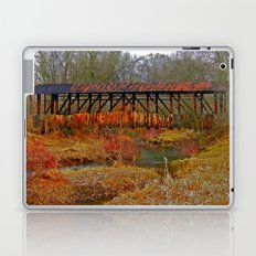 Cuppert's Covered Bridge Laptop & iPad Skin