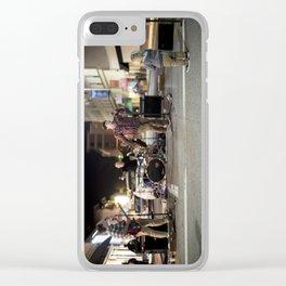 Farmer's Market II, San Luis Obispo Clear iPhone Case