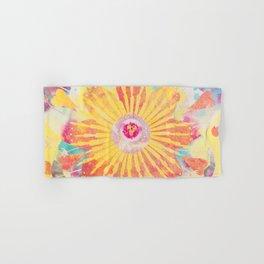 FlowerWaltz05 Hand & Bath Towel