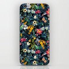 Exotic Garden iPhone & iPod Skin