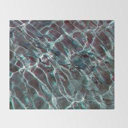 Crystalline Throw Blanket