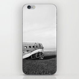 Abandoned DC-3 Fuselage iPhone Skin