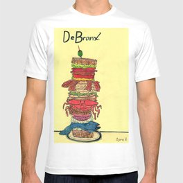 The World's Most Exotic Sandwich T-shirt