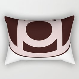 Green Lantern Logo Rectangular Pillow