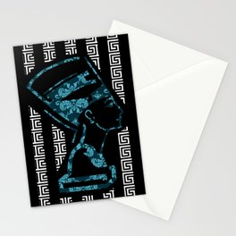 Nefertiti (version 2.0)  Stationery Cards
