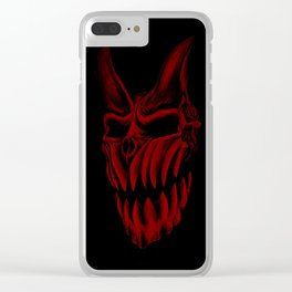 Slaughter to Prevail Clear iPhone Case