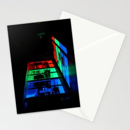 pick a door Stationery Cards