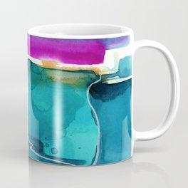 Meditations No. 33B by kathy Morton Stanion Coffee Mug