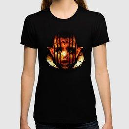 Satanic Alien Baby T-shirt