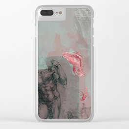 the Carnal Clear iPhone Case